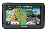 "$99 Garmin nuvi 2555LMT 5.0"" GPS Navigation System with Lifetime Map and Traffic Updates"